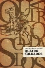 capa do livro Quatro soldados