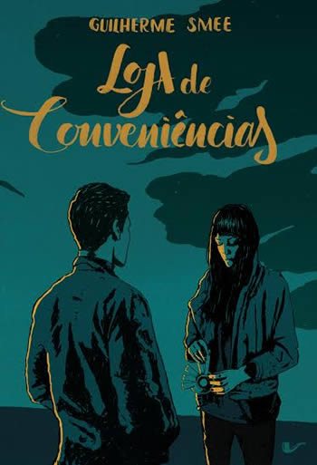Loja de Conveniências, de Guilherme Smee (2014, Não Editora)