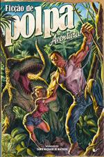 capa do livro Ficção de polpa – Aventura!